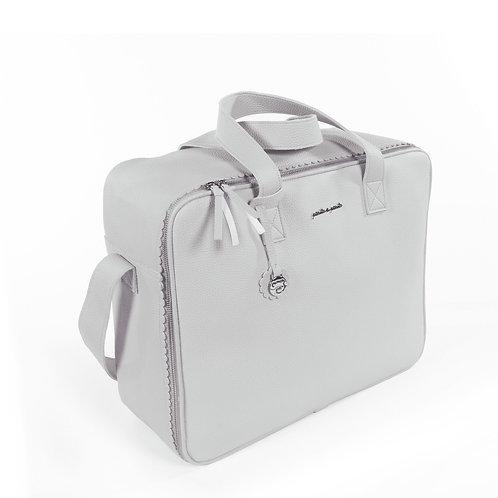 Pasito a Pasito suitcase ~ in gorgeous grey