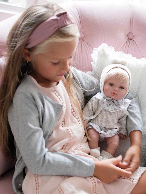 Spanish La Niña doll ~ 'Baby Alex'
