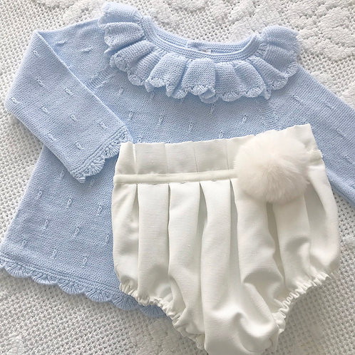 Caserta ~ in blue