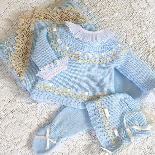 Valentine ~ in baby blue