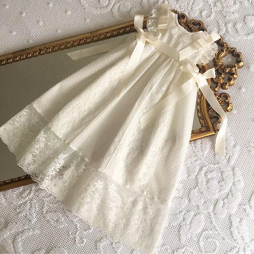 Vogue ~ christening gown