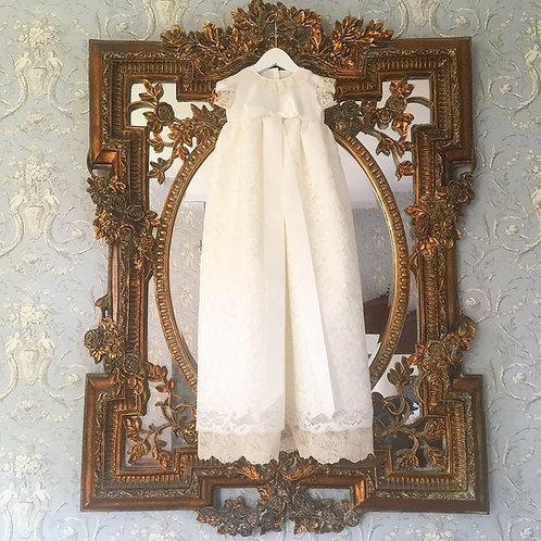 Erdem luxury floor length gown ~ ivory