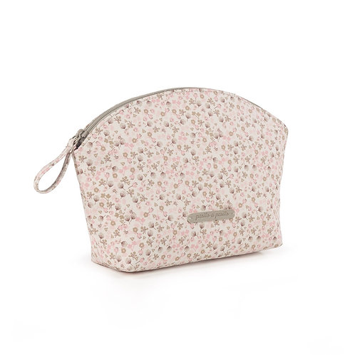 Pasito a Pasito essentials bag ~ in pretty pink bouquet