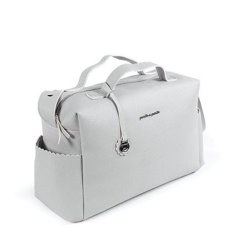 Pasito a Pasito changing bag ~ in gorgoeus grey