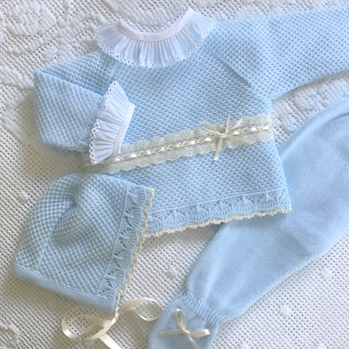 Parker ~ in baby blue