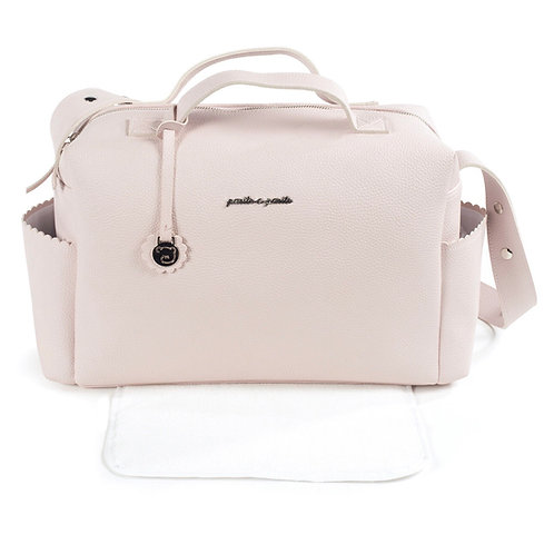 Pasito a Pasito changing bag ~ in perfect pink