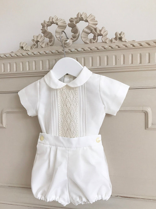 Acqui Terme ~ with short sleeves