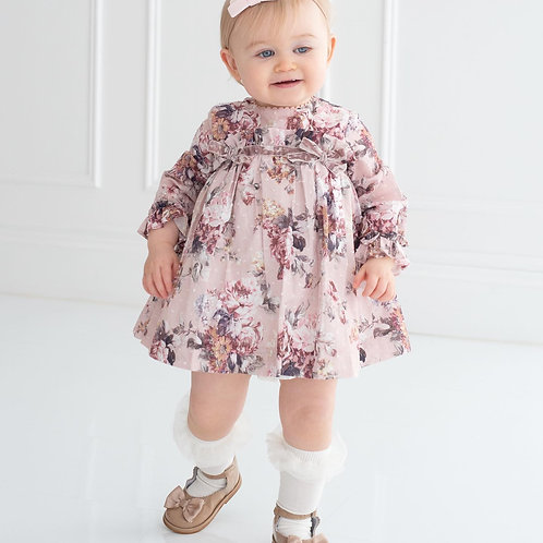 Lilia wearing 'Lovella'
