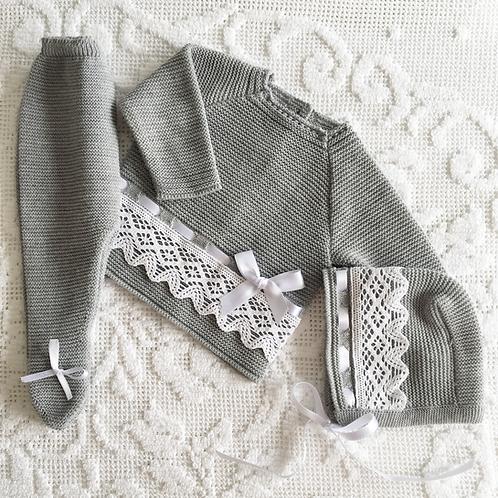 Vienna ~ in gorgeous grey