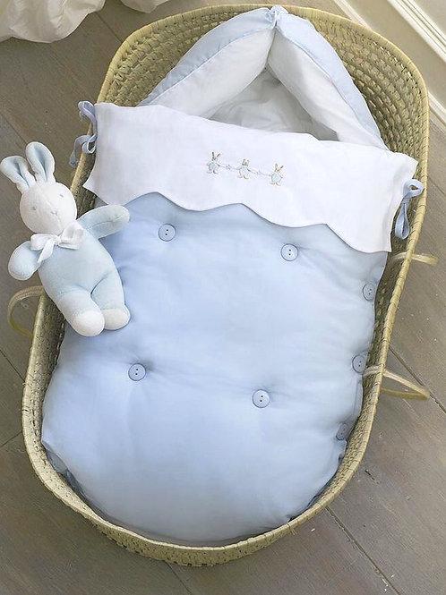 Bella Bunny nest