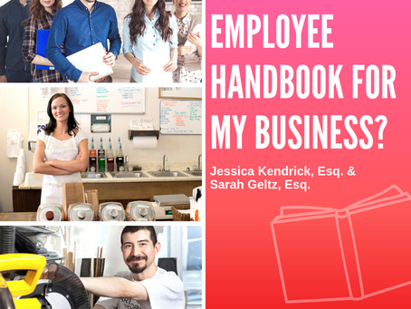 Do I Need an Employee Handbook for My Business?