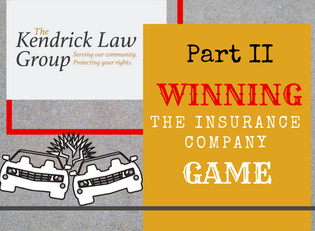 The Insurance Company Game Part II