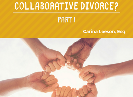 Why Should You Choose Collaborative Divorce?