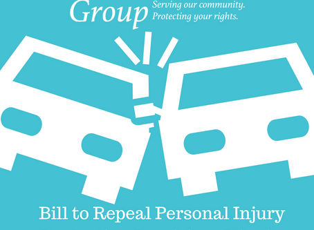 Bill to Repeal Personal Injury Protection Provisions Dies in Florida Senate