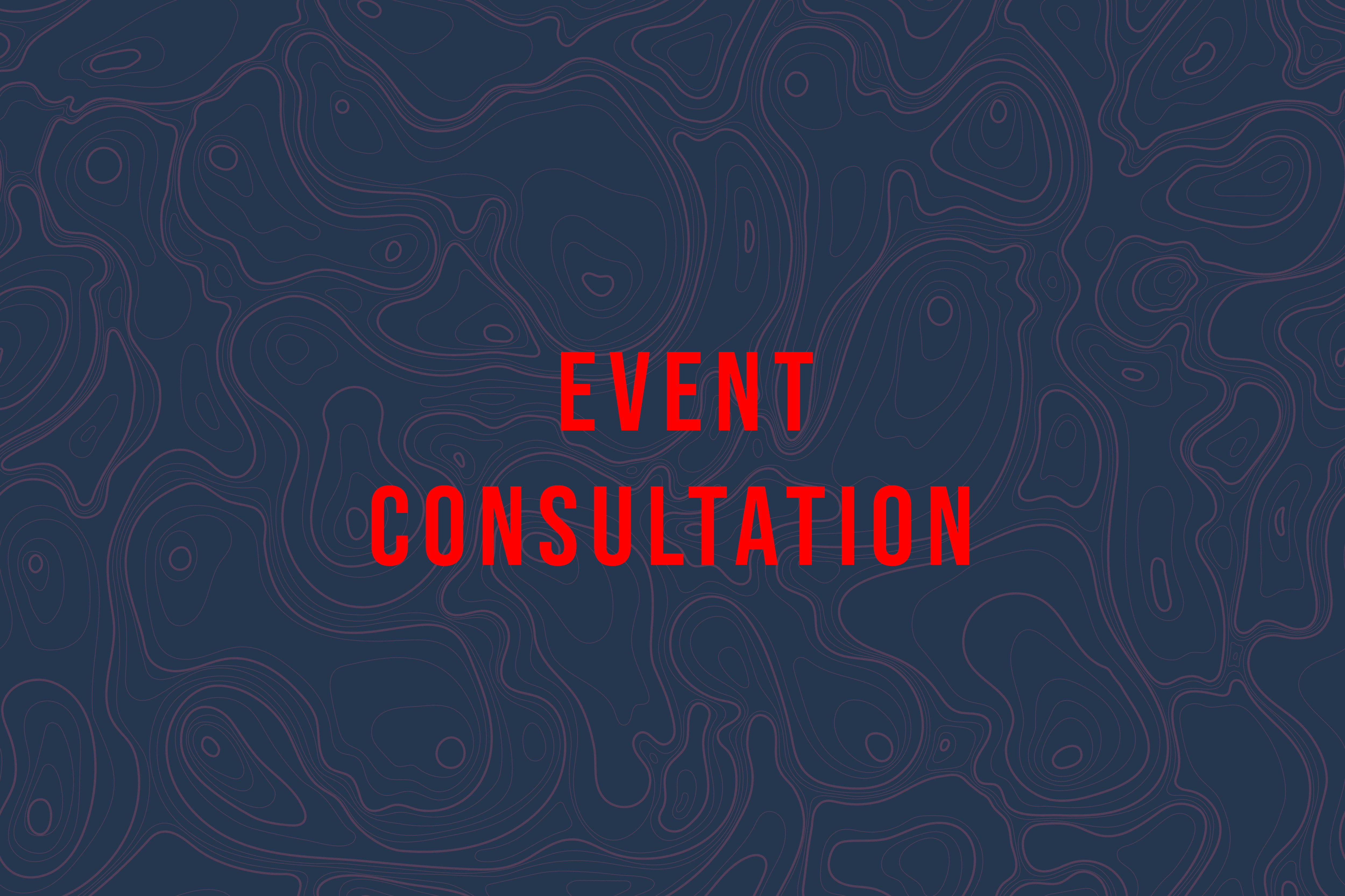Complementary Event Consultation