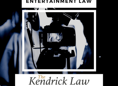 What is Entertainment Law?