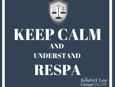 What is your RESPA-onsibility?