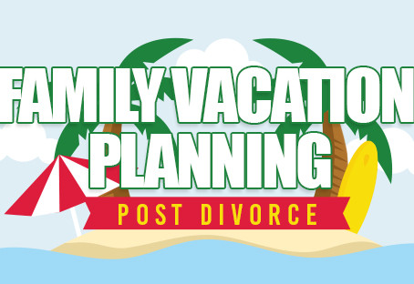 It's Summertime. What About Traveling with the Kids Post-Divorce?