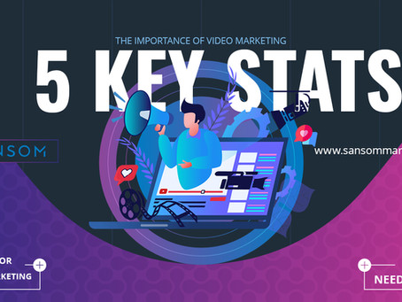 5 Stats that Prove You Need Video