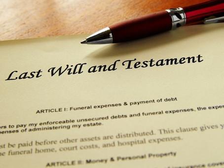 Do I Need Estate Planning?