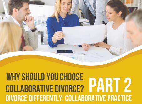 Divorce Differently: Collaborative Practice
