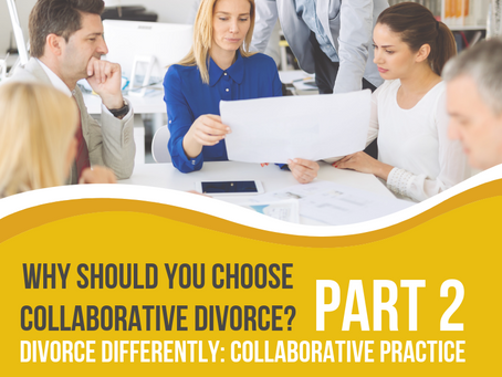 Divorce Differently: Collaborative Practice