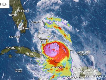 Hurricane Matthew Emergency Kit