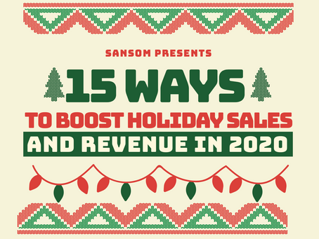 15 Proven Ways to Boost Holiday Sales & Revenue in 2020