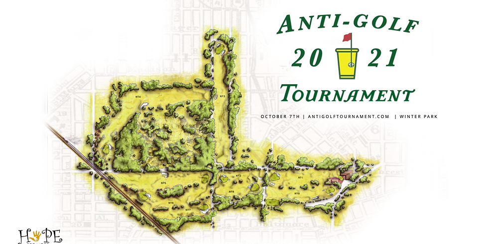 ANTI-GOLF TOURNAMENT Presented by Suzanne Reams of Edward Jones