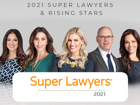 2021 Super Lawyers® Honors Kendrick Law Group