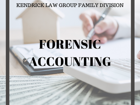 When should you hire a forensic accountant in your divorce case?