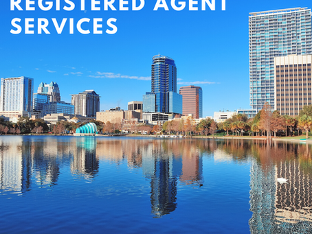 Selecting a Registered Agent for my Business