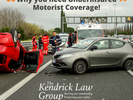 Why You Need Underinsured Motorist Coverage!