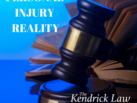 DEBUNKING PERSONAL INJURY CASE MYTHS
