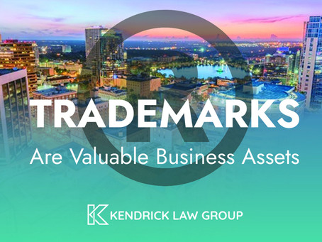 Trademarks Are Valuable Business Assets
