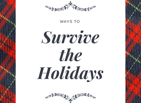 Ways to Survive the Holidays During and After Divorce