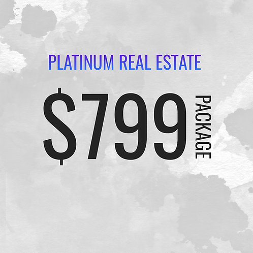 Real Estate Video | Platium Package