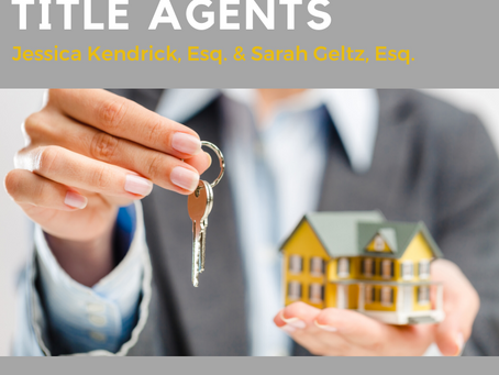 Who Are They?: Title Agents