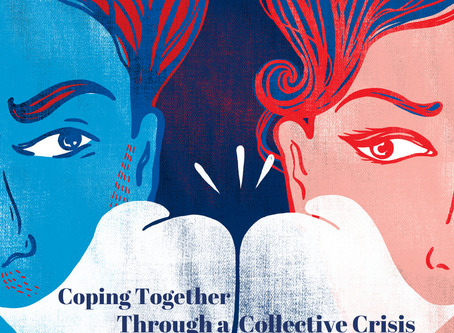 Coping Together Through a Collective Crisis