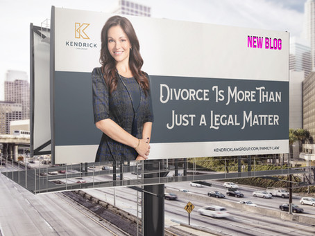 Divorce Is More Than Just a Legal Matter