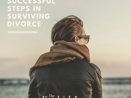 Successful Steps In Surviving Divorce