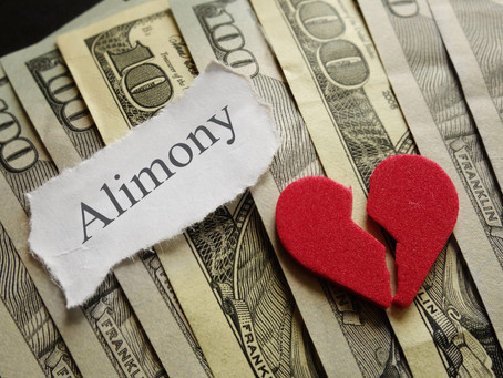 The Tax Code is Changing….How Does that Affect My Alimony?