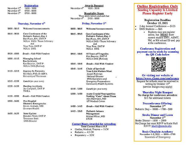 2021 Region 2 EMS Directors Association Fall Conference  Brochure - 7-07-21_Page2.jpg