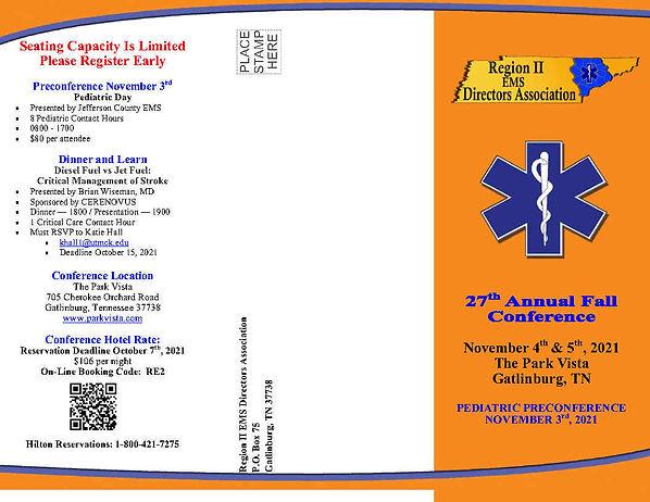 2021 Region 2 EMS Directors Association Fall Conference  Brochure - 7-07-21_Page1.jpg