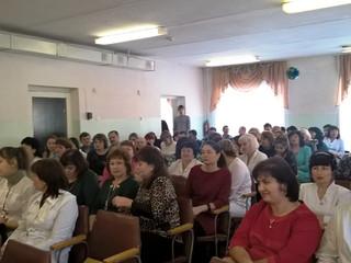 Новый год для коллектива больницы прошел 29 декабря