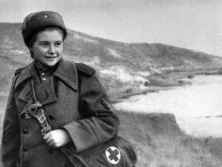 Стихотворение, посвященное медработникам в годы Великой Отечественной Войны