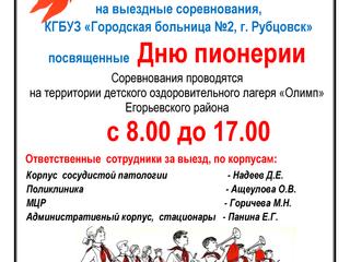 Спартакиада 2018
