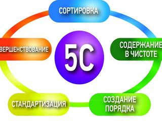 ОРГАНИЗАЦИЯ РАБОЧИХ МЕСТ ПО СИСТЕМЕ «5S»