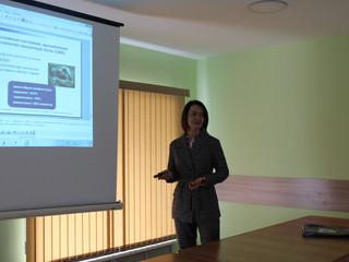 Образовательный семинар «Современный взгляд на терапию неспецифические боли в спине» прошел 10 мая в