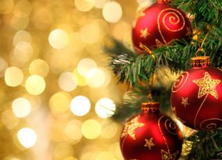 Поздравляем с Новым годом и светлым Рождеством